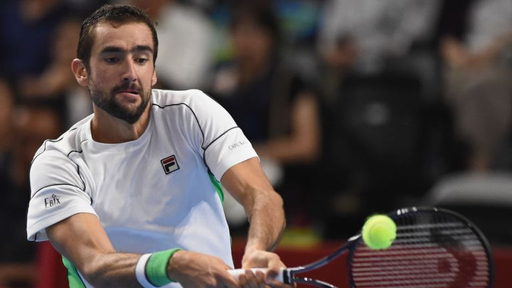Marin Cilic suffers shock Japan Open exit as Stan Wawrinka wins