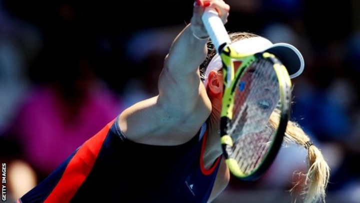 Caroline Wozniacki loses to qualifier Bianca Andreescu in Auckland