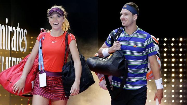 Hopman Cup: Britain's Katie Boulter & Cameron Norrie beat Serena Williams & Frances Tiaf