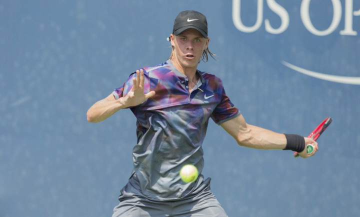 Denis Shapovalov is one to watch despite  US Open fourth round loss