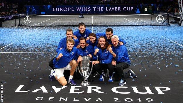 Laver Cup: Team Europe clinch dramatic 13-11 win over Team World