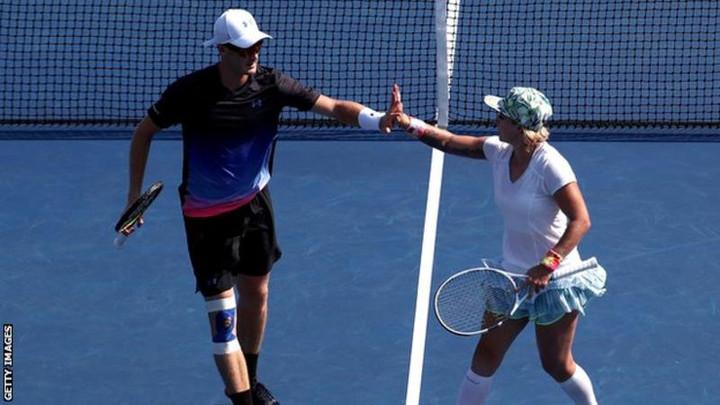 US Open 2018: Jamie Murray and Bethanie Mattek-Sands reach mixed doubles final
