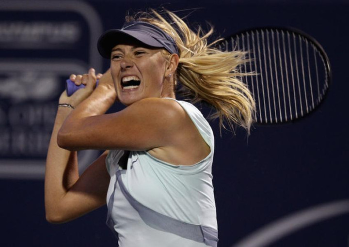 Is there a thin line between a comeback and retirement for Maria Sharapova?