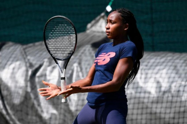 Coco Gauff: 'Roger Federer gave me a new perspective'