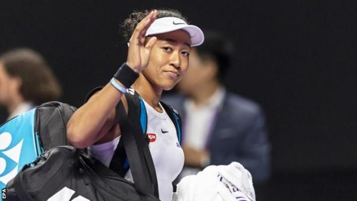 Naomi Osaka pulls out of WTA Finals with shoulder injury
