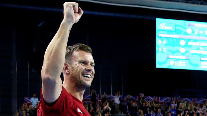 Great Britain captain Leon Smith hoping for a Davis Cup wild card
