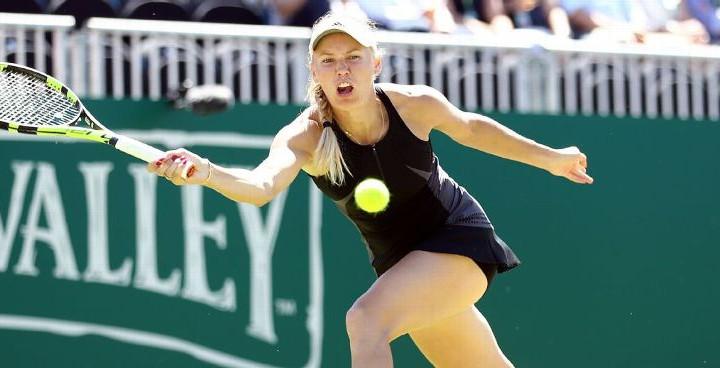 Caroline Wozniacki to face Aryna Sabalenka in Eastbourne final