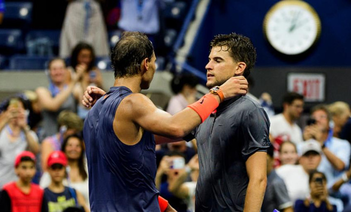 US Open loss to Rafael Nadal may be great boost for my career, says Thiem