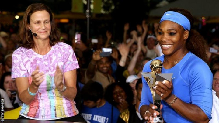 US Open: Serena Williams might feel less pressure without fans - Pam Shriver