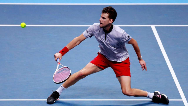 ATP Finals: Dominic Thiem beats Kei Nishikori to boost Roger Federer's hopes