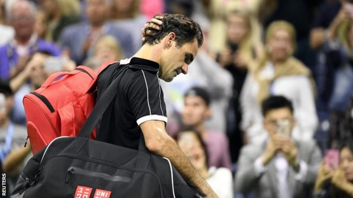 US Open 2019: Roger Federer goes out to Grigor Dimitrov