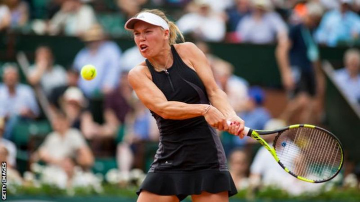 Eastbourne 2018: Caroline Wozniacki goes through and Heather Watson loses