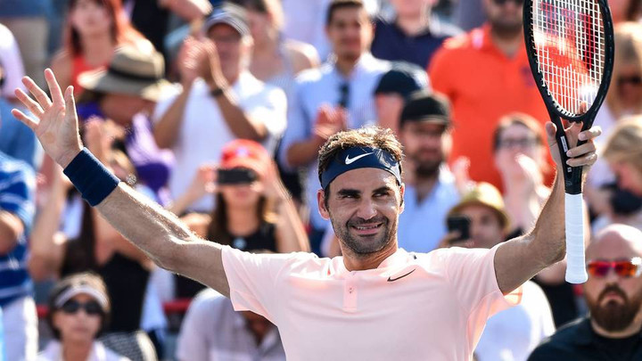 Sweet 16 for Federer as another win books Rogers Cup final berth