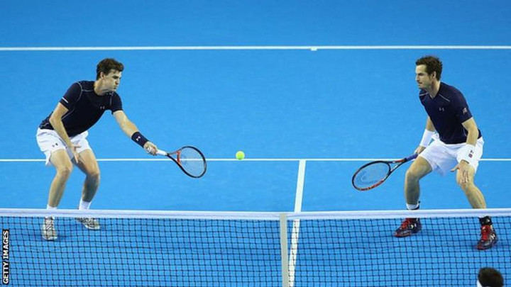 Andy Murray and Jamie Murray to play doubles together at Citi Open in Washington