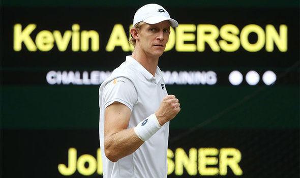 Wimbledon 2018: Kevin Anderson beats John Isner in record-breaking semi-final