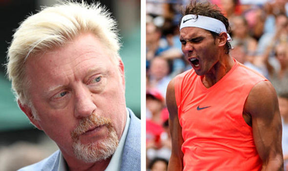 US Open tips: Boris Becker makes bold Rafael Nadal prediction, Roger Federer overlooked