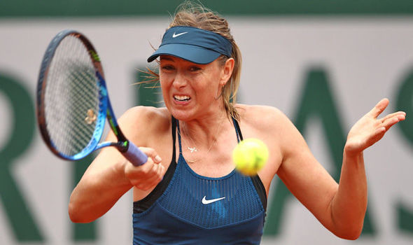 Serena Williams: Maria Sharapova hits back at 'hearsay' comments after French Open exit