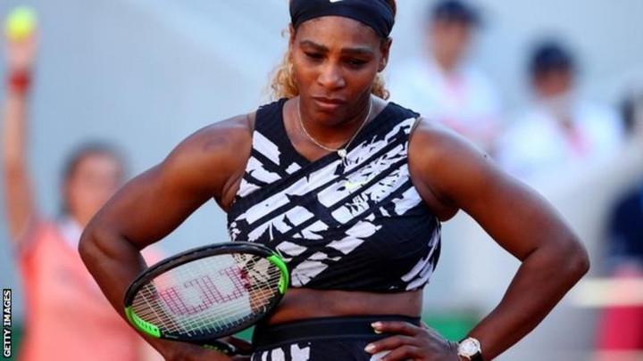 French Open 2019: Serena Williams loses to Sofia Kenin in third round