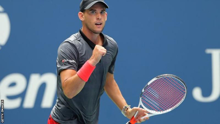 US Open 2018: Dominic Thiem reaches quarter-finals for first time