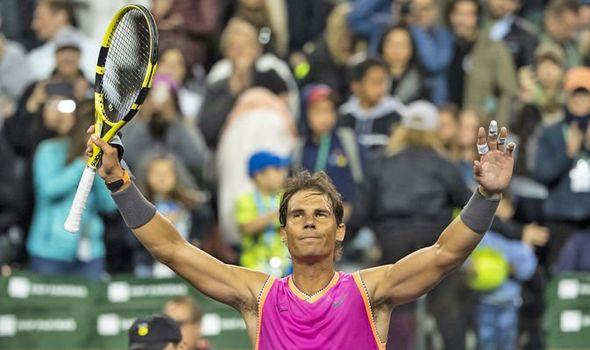 Rafael Nadal Hailed As A Spanish Hero By Tommy Robredo