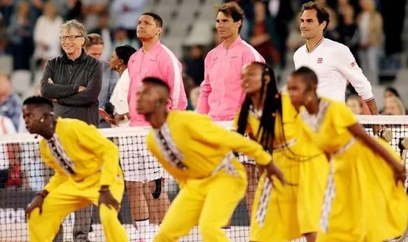 Rafael Nadal talks about his coronavirus chat with Bill Gates
