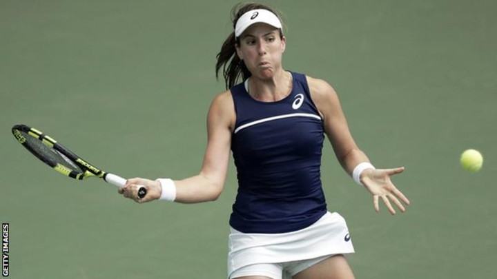 Britain's Johanna Konta says she is a threat at the French Open