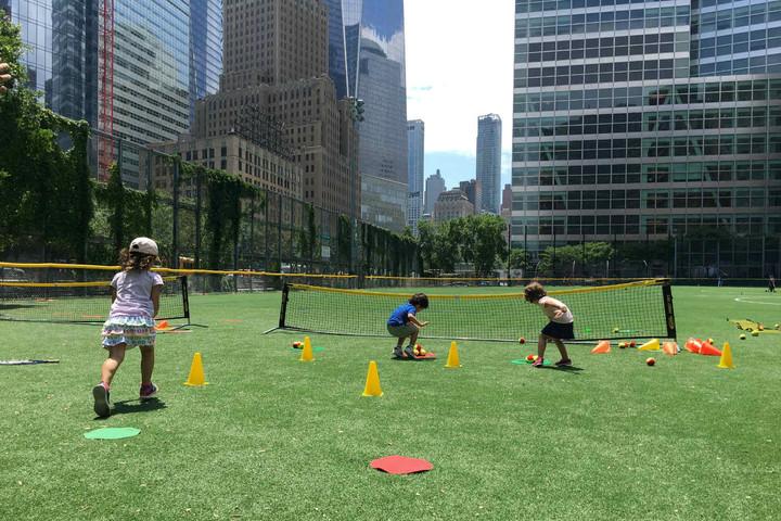 New York 'street tennis' concept gets Danish launch