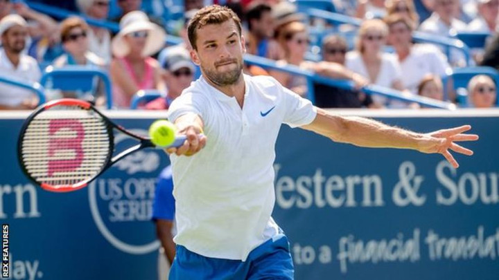 Cincinnati Open: Grigor Dimitrov wins first Masters 1000 title