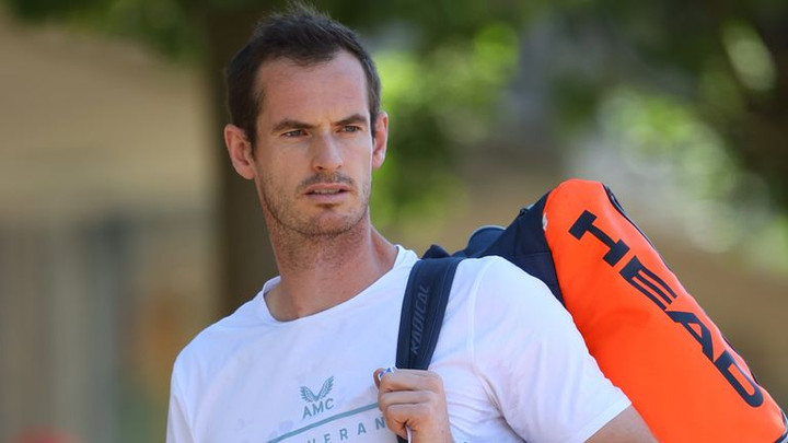 Andy Murray feeling 'off the pace' ahead of ATP return
