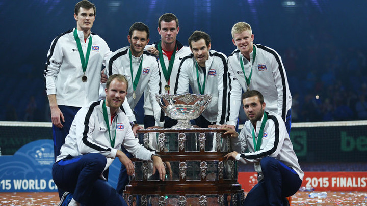 Great Britain receive 2019 Davis Cup wild card along with Argentina