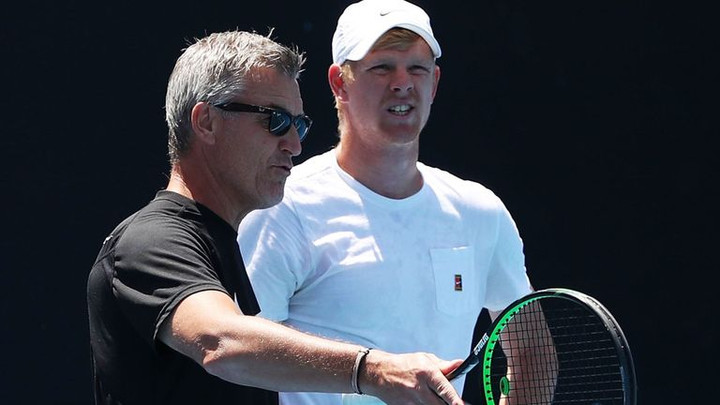 Kyle Edmund splits with Fredrik Rosengren after Swede retires from coaching