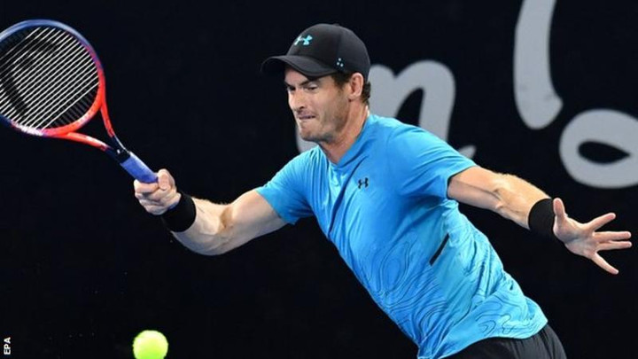 Andy Murray and Kyle Edmund beaten at the Brisbane International