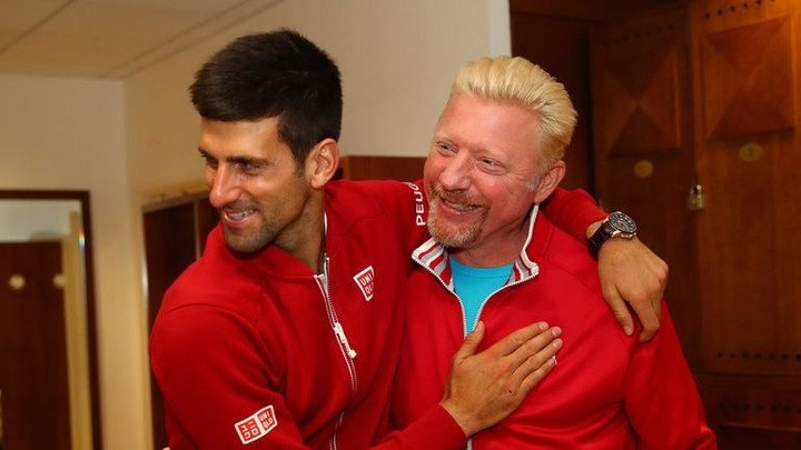 Return to coaching very possible says Becker