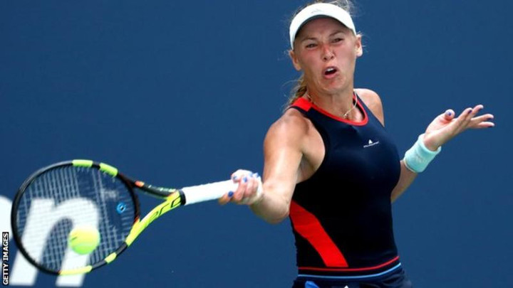 US Open 2018: Caroline Wozniacki & Petra Kvitova into second round