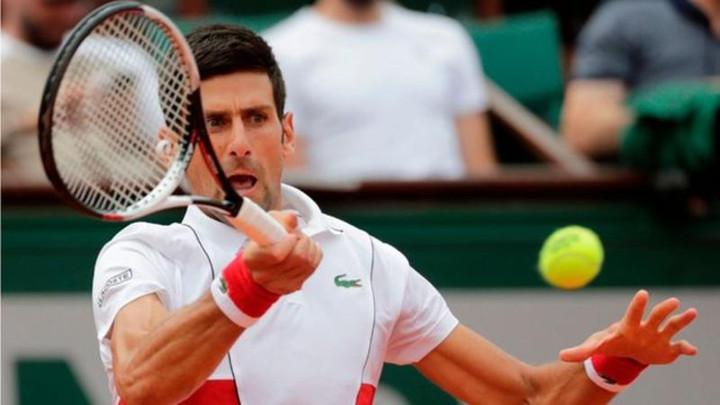 French Open 2018: Novak Djokovic beats qualifier Rogerio Dutra Silva