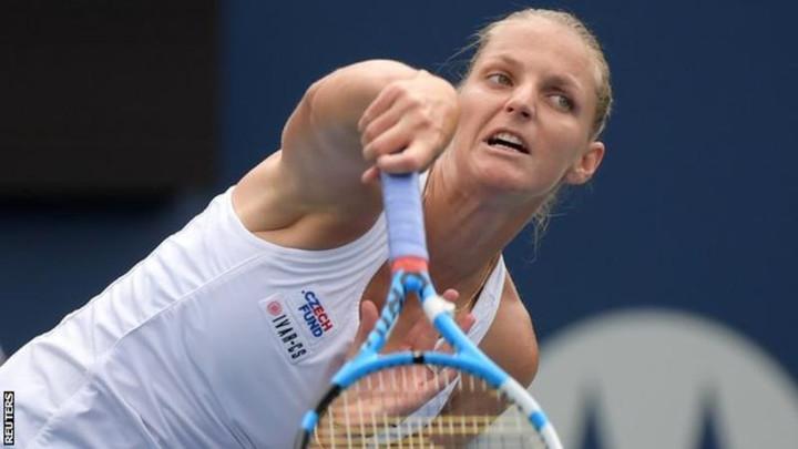 Rogers Cup: Naomi Osaka back on top of world rankings after Karolina Pliskova loses