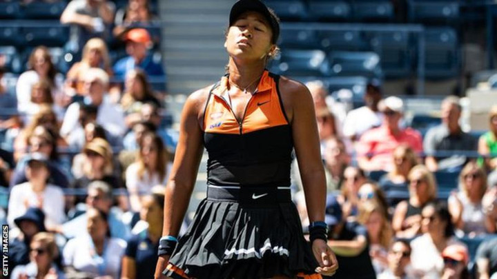 US Open 2019: Naomi Osaka survives scare, Simona Halep & Petra Kvitova advance