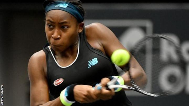 Coco Gauff wins her first WTA title beating Jelena Ostapenko in Linz Open final