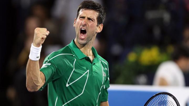 Novak Djokovic said he was close to quitting tennis in 2010