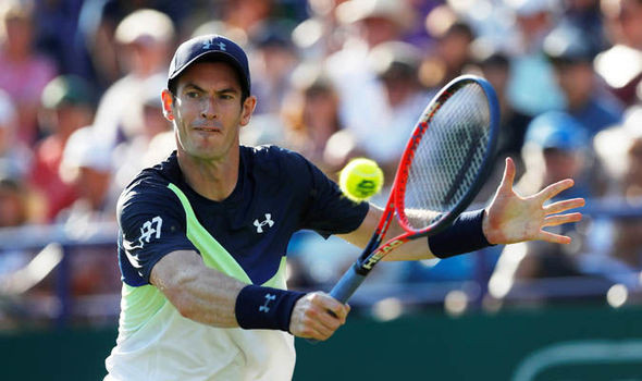 Andy Murray showed flashes of magic defeating Stan Wawrinka but cautious over Wimbledon