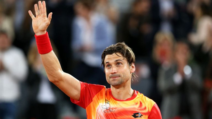 David Ferrer retires after Alexander Zverev defeat at Madrid Open