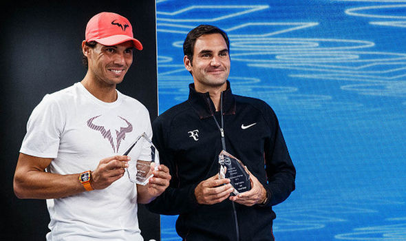 Roger Federer vs Rafael Nadal: Andre Agassi weighs-in on iconic tennis debate