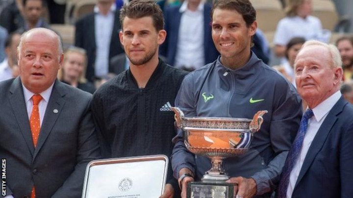 Dominic Thiem offers to play doubles with Serena Williams