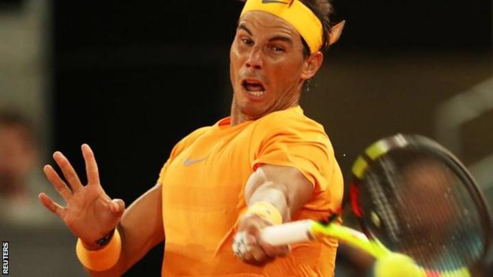 Madrid Open: Rafael Nadal breaks John McEnroe's 34-year-old set record