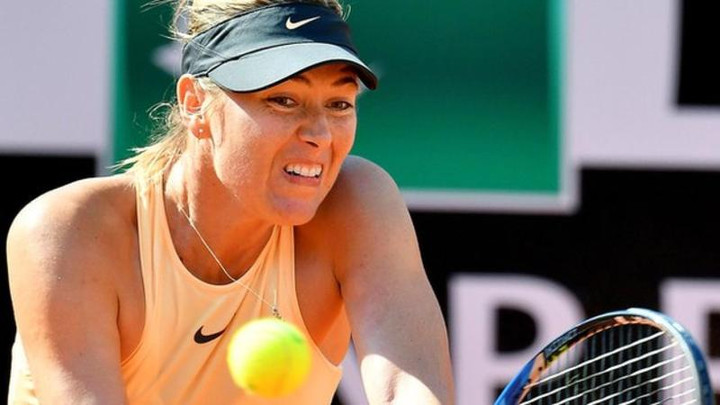 Italian Open: Maria Sharapova to play Simon Halep in semi-finals