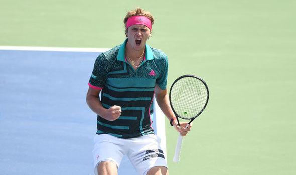 Roger Federer: Alexander Zverev explains how to strip Swiss star of world ranking