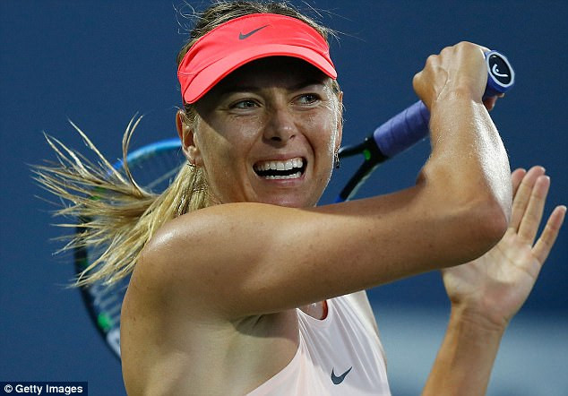 Maria Sharapova granted wildcard entry into main draw of US Open