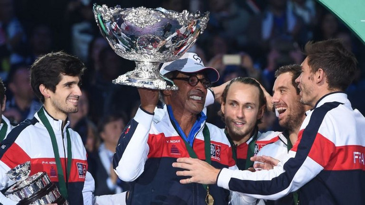 Farewell to the Davis Cup as we know it - a colorful and historic institution