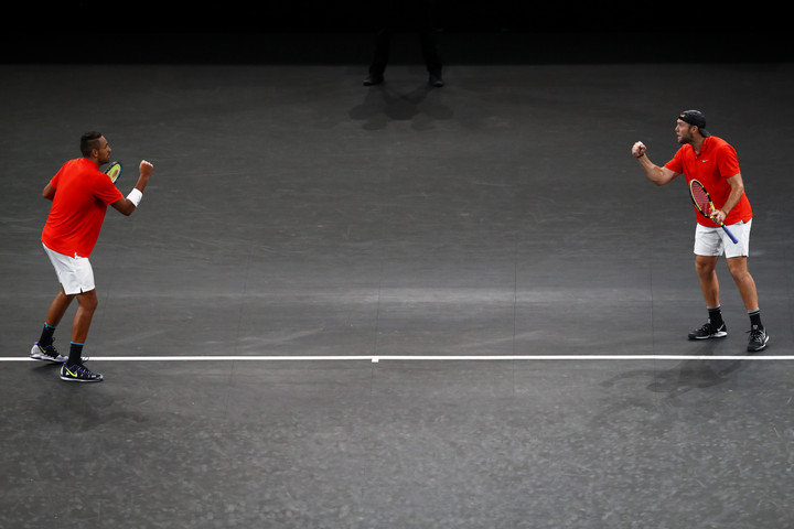 AFTER TWO DAYS IN GENEVA, LAVER CUP, UNIQUE APPROACH ALREADY A WINNER