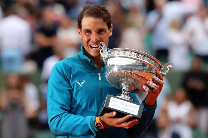 Rafael Nadal beats Dominic Thiem to win 11th title at Roland Garros